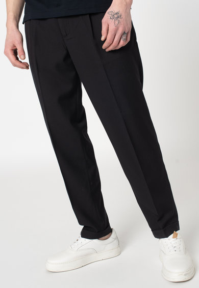 ARMANI EXCHANGE Pantaloni conici cu pensa Barbati
