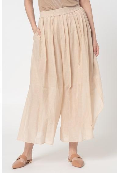 Marella Pantaloni din amestec de matase Marche Femei