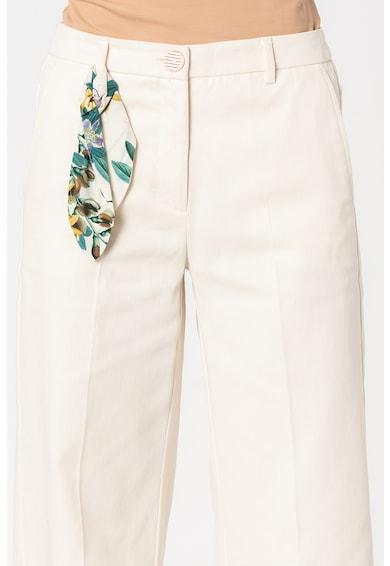 Marella Pantaloni crop cu croiala ampla Sovrana Femei