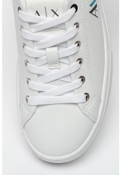 ARMANI EXCHANGE Pantofi sport de piele Femei