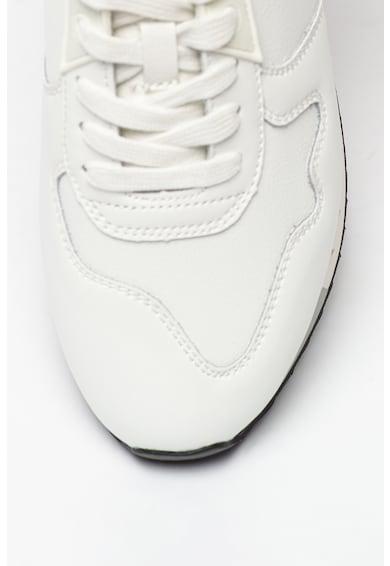 Blauer Pantofi sport cu garnituri din piele Myrtle Femei