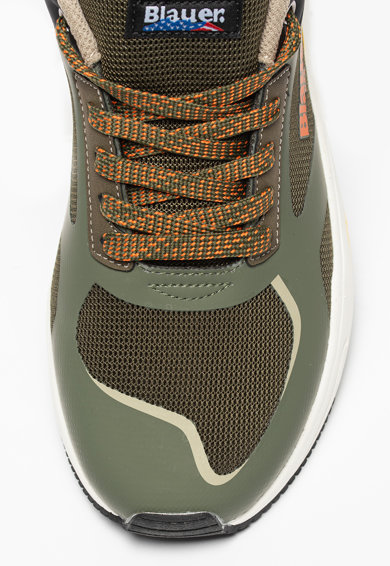 Blauer Pantofi sport cu model colorblock si garnituri din plasa Barbati