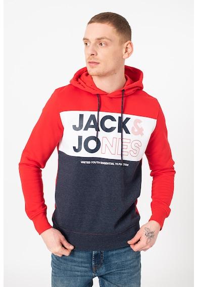 "Jack&Jones Hanorac cu imprimeu logo ""' Barbati"