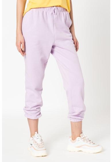 Only Pantaloni sport conici cu cordon in talie Comfy Femei