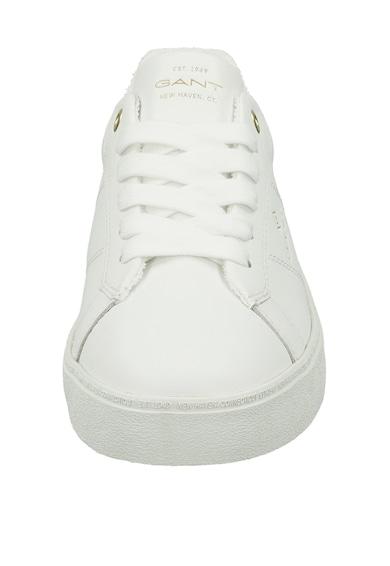 Gant Pantofi sport din piele cu logo Femei