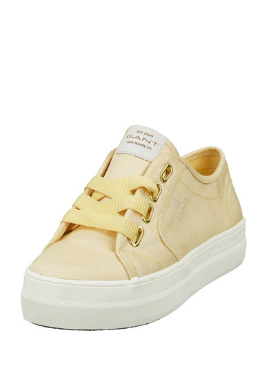 Gant Pantofi sport flatform cu logo Femei
