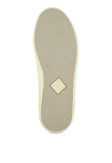 Gant Pantofi sport din panza cu logo Femei