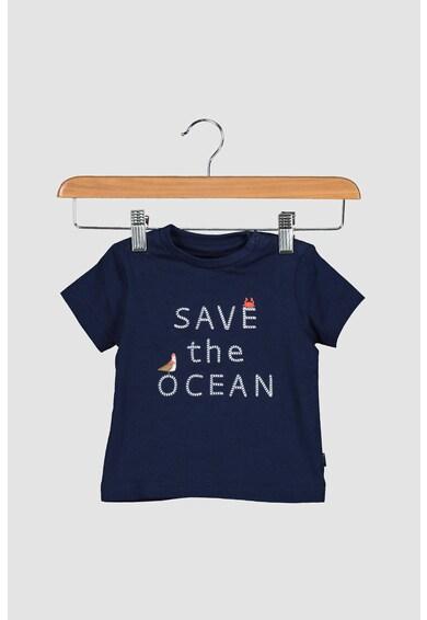 Mayoral Set de imbracaminte cu imprimeu Save the Ocean - 3 piese Baieti