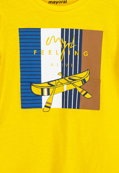 Mayoral Set de bluza si tricou Baieti