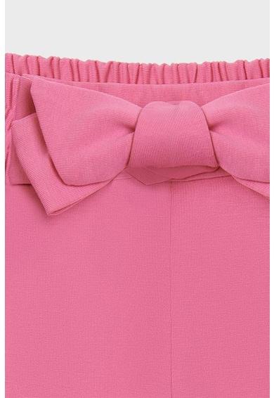 Mayoral Set de pantaloni scurti si tricou cu imprimeu - 2 piese Fete