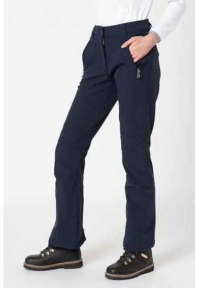 Icepeak Pantaloni cu buzunare laterale pentru ski Entiat Femei
