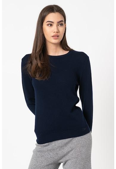 United Colors of Benetton Pulover tricotat fin, de lana virgina Femei