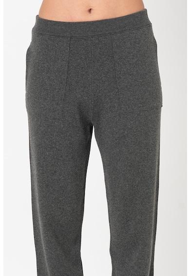 United Colors of Benetton Pantaloni din amestec de lana Femei