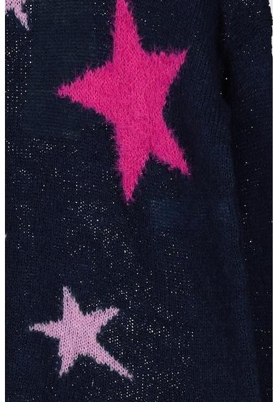 United Colors of Benetton Pulover din amestec de lana, cu stele decorative Fete