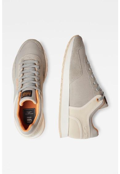G-Star RAW Pantofi sport cu insertii de piele intoarsa Barbati