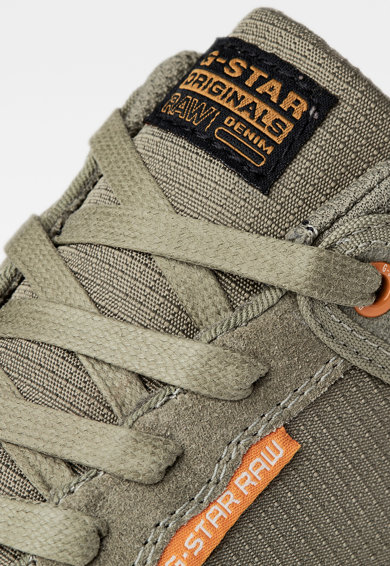 G-Star RAW Pantofi sport cu garnituri de piele Barbati