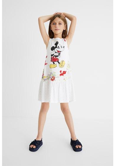 DESIGUAL Rochie cu imprimeu cu Mickey Mouse Fete