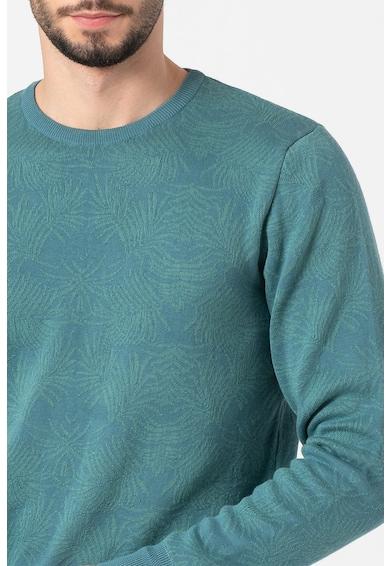 Haily's Pulover tricotat fin Leafy Barbati