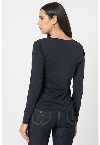 Zabaione Bluza din amestec de bumbac si modal Femei