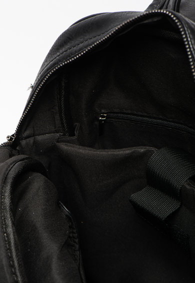 Pierro Poggi Rucsac din piele ecologica cu compartiment pentru laptop Barbati