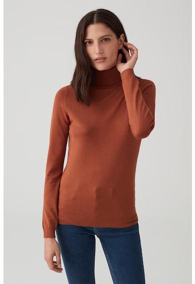 OVS Pulover tricotat fin cu guler inalt Femei
