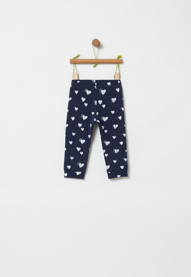 OVS Pantaloni sport cu imprimeu si talie elastica Fete