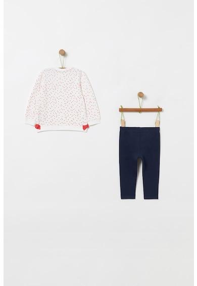 OVS Set de colanti si bluza sport - 2 piese Fete