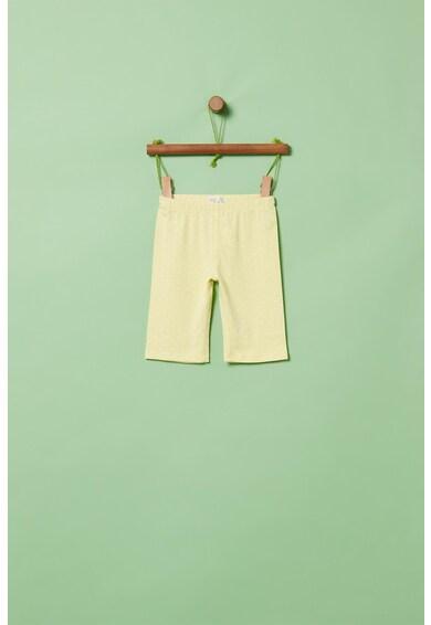OVS Pantaloni scurti din amestec de bumbac Fete