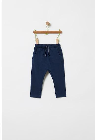 OVS Pantaloni sport cu snur de ajustare si model pe partea din spate Baieti