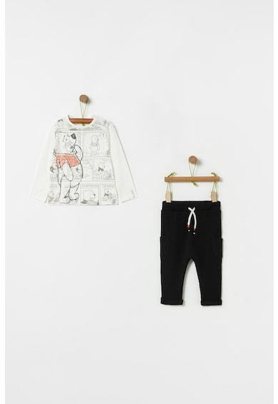 OVS Set de bluza si pantaloni din bumbac - 2 piese Fete