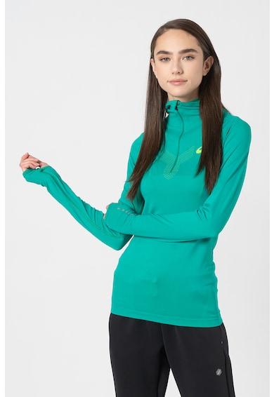 Asics Bluza sport cu gluga, pentru antrenament Femei
