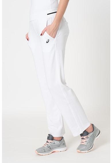 Asics Pantaloni drepti pentru tenis Club Knit Femei