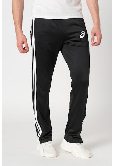 Asics Pantaloni cu garnituri laterale contrastante, pentru fitness Essentials Barbati