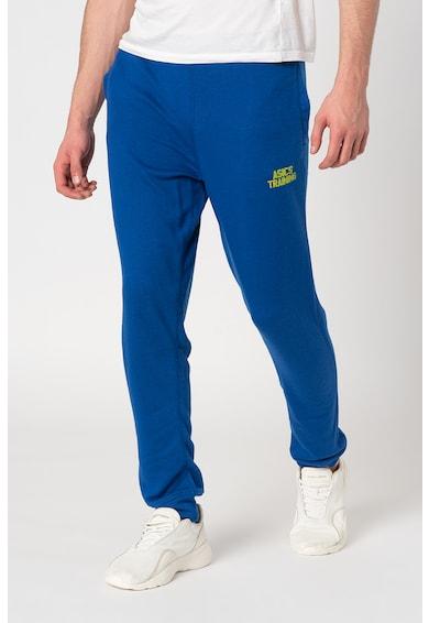 Asics Pantaloni sport cu snururi interioare, pentru fitness Tech Barbati
