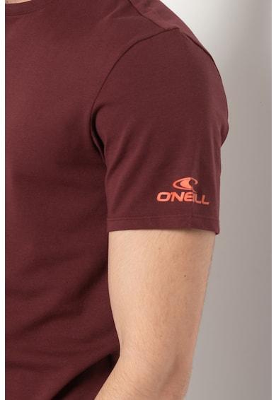 O'Neill Tricou cu decolteu la baza gatului, pentru fitness Edge Hybrid Barbati