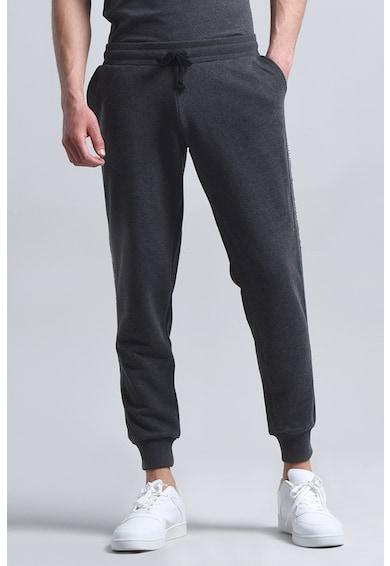 Ecko Pantaloni sport cu buzunare oblice Barbati