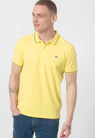 Lee Tricou polo regular fit Barbati