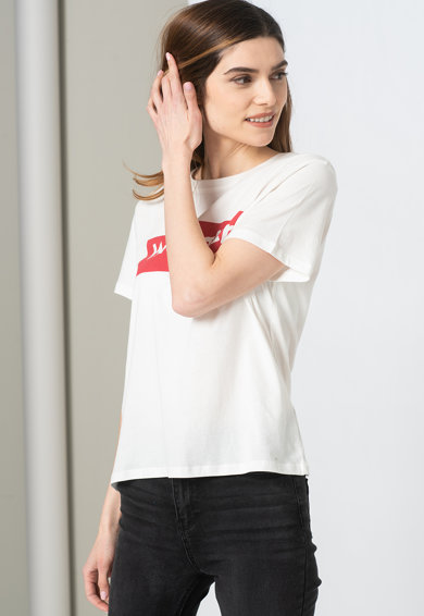 Wrangler Tricou cu logo Box Femei