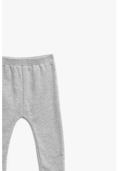KOTON Pantaloni jogger din amestec de bumbac Baieti