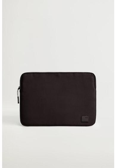 Mango Geanta de laptop cu dublura si fermoar Compu Barbati