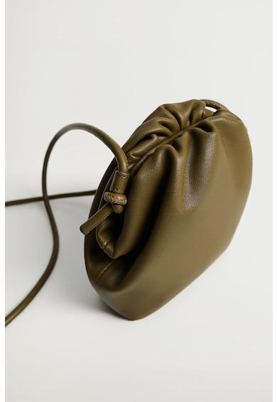 Mango Geanta crossbody mica de piele ecologica Xira Femei