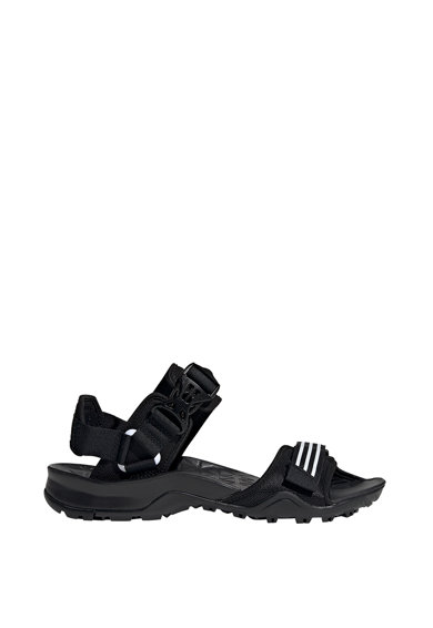adidas Performance Sandale unisex pentru drumetii Terrex Cyprex, Negru Femei