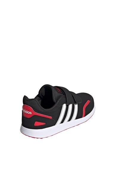 adidas Performance Pantofi sport din piele ecologica nabuc VS Switch Baieti