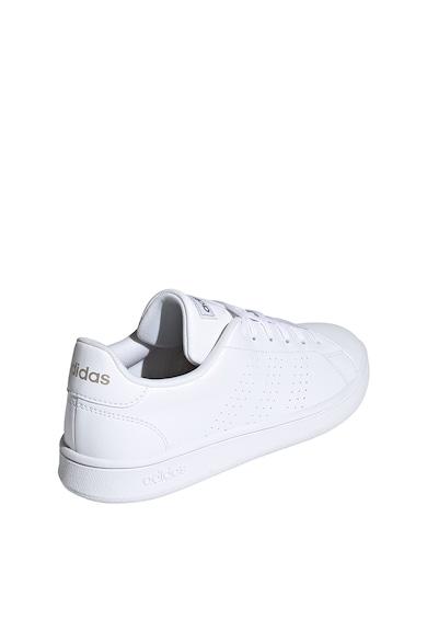 adidas Performance Pantofi sport de piele ecologica Advantage Base Femei
