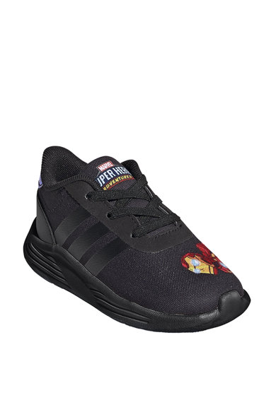 adidas Performance Pantofi sport cu imprimeu Iron Man Lite Racer 2.0 Baieti