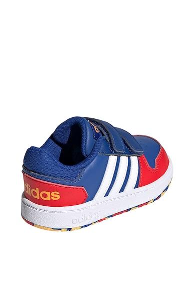 adidas Performance Баскетболни обувки Hoops 2.0 Velcro Момчета