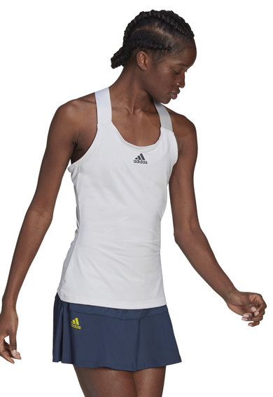 adidas Performance Top cu decolteu racerback pentru tenis Femei