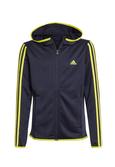 adidas Performance Hanorac slim fit cu fermoar Designed To Move Baieti