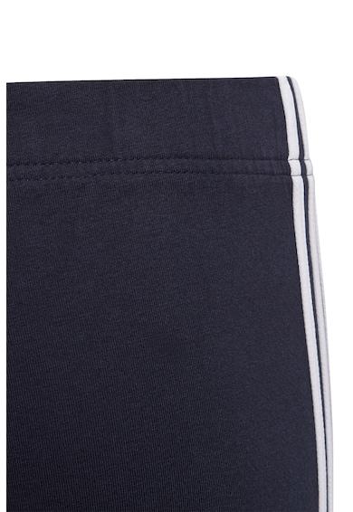 adidas Performance Colanti cu dungi laterale contrastante pentru antrenament Fete