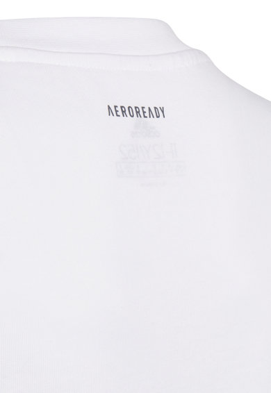 adidas Performance Tricou cu imprimeu grafic pentru tenis Baieti